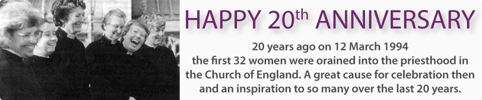 20th Anniversary of Women Priests